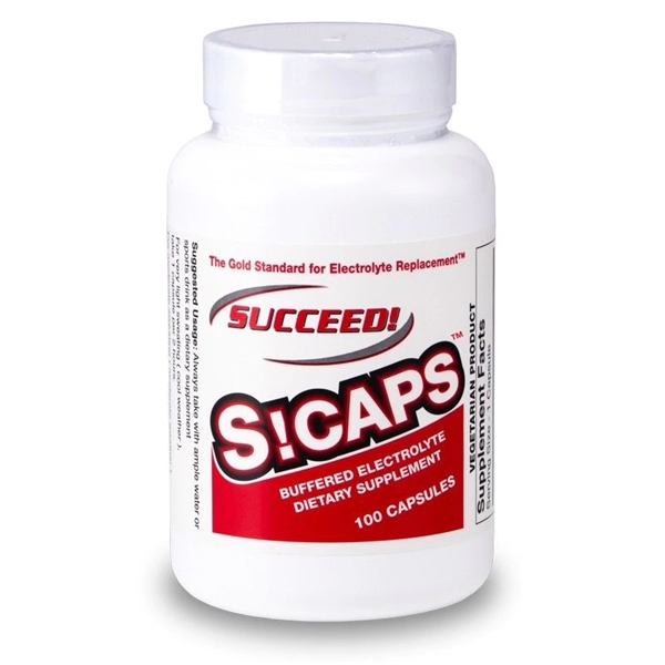 Succeed S Caps Electrolyte Capsules 1 Bottle 100