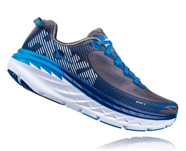 Men's Hoka BONDI 5 Road Running Shoes