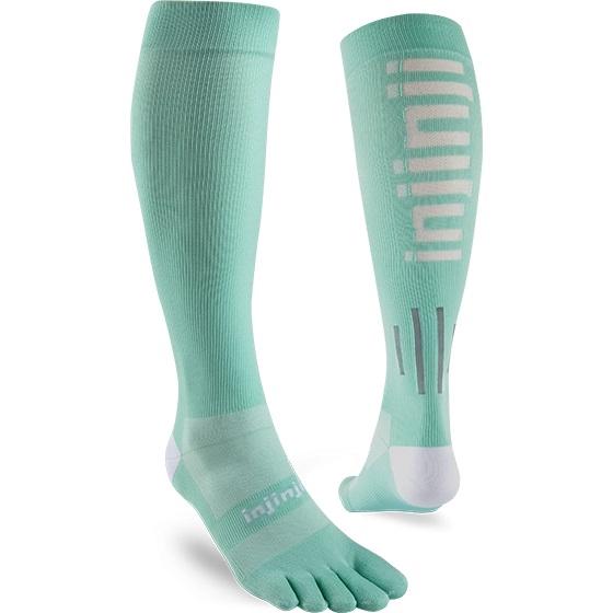 d645697ce5fd Injinji Women s ULTRA COMPRESSION Socks - Over the Calf ...